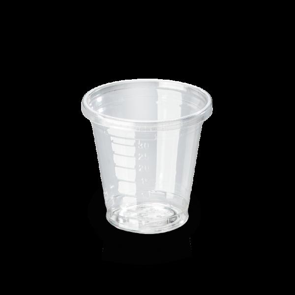 PLA Schnapsglas 30 ml, 35 mm x 46mm