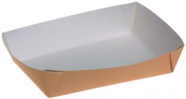 Kartonbox braun 1000ml - 225x155x50mm