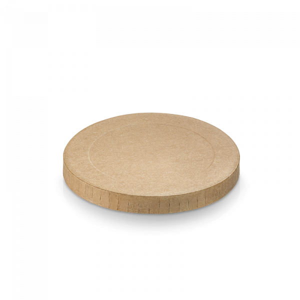 Deckel Kraft/PLA Ø105mm zu Eisbecher 17905, 20744, naturesse