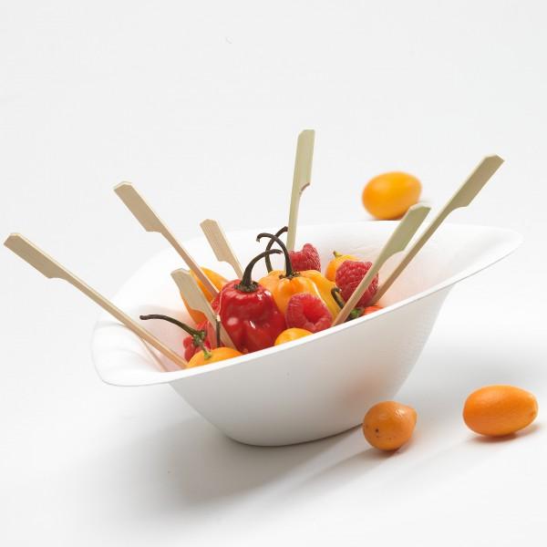 Zuckerrohr Trigon Bowle, 600 ml, 21,1 x 20,4 x 6,6 cm