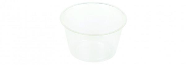 PLA Saucenbecher, Portionsbecher, 90 ml Ø7cm 4,1cm tief