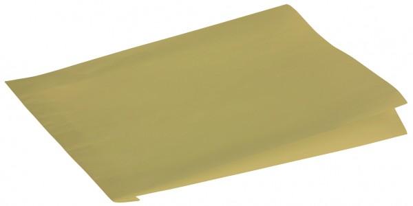 Ovenbag braun 170+40x205mm fettresistent & hitzbeständig