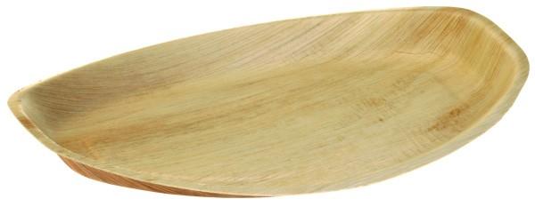 Palmblatt Platte groß, 41,5 x 27,5 x 2,5 cm - Kerkira
