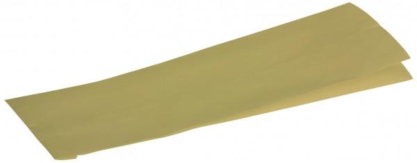Ovenbag braun 105+40x320mm fettresistent & hitzbeständig