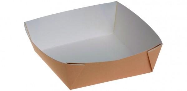 Kartonbox braun 750ml - 155x155x50mm