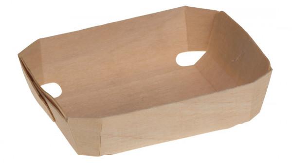Holzbackform genäht Nürnberg 115x93x33mm ca. 260ml