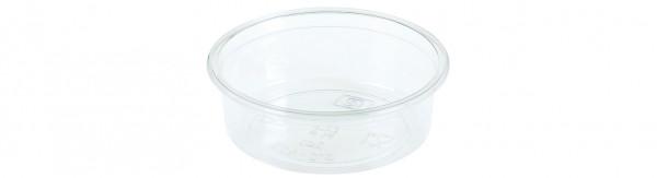 PLA Degustierbecher, Portionsbecher, 60ml Ø 70 mm x 25 mm