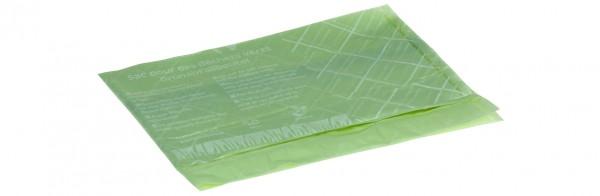 naturesse Grünabfallsäcke 60 ltr. / 15 Rollen à 10 Beutel