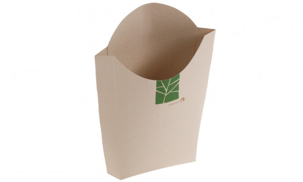PaperWise Pommes-Box 13x9,3x3,5cm, naturesse
