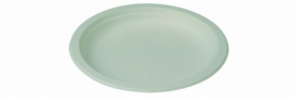 Zuckerrohr Teller rund, Ø 18 cm