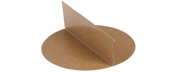 Trennsteg, Kraft zu Schale 17011 Karton/ double PE Ø150mm