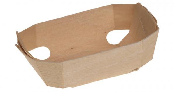 Holzbackform genäht Bad Urach 80x60x30mm ca. 80ml