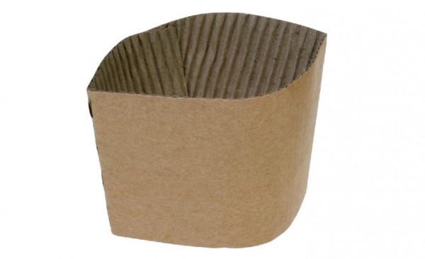 Manschette für Kartonbecher 0,2l